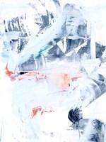 Marbled Candy II Framed Print