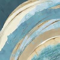 Making Blue Waves I Fine Art Print