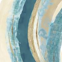 Making Blue Waves II Fine Art Print