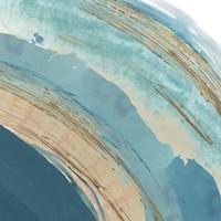 Making Blue Waves III Fine Art Print