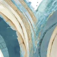 Making Blue Waves IV Fine Art Print