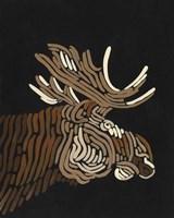 Forest Dweller I Framed Print