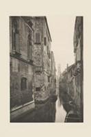 Vintage Views of Venice V Fine Art Print