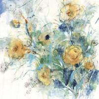 Flower Study II Framed Print