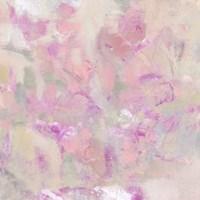 Blooming Shrub II Framed Print