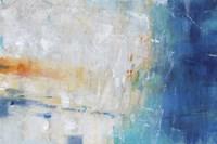 Blue Grotto I Framed Print