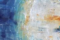 Blue Grotto II Framed Print