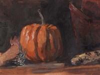 Autumn Still Life I Framed Print