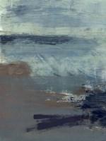 Morning Lake Mist I Framed Print