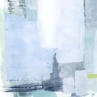 Oceanic Shimmer IV Framed Print