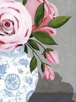 Autumnal Roses II Framed Print