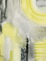 Lemon & Grit II Framed Print