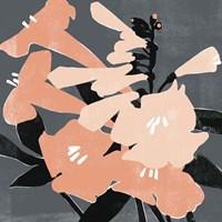 Mod Lilies I Framed Print