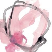 Salon Rouge I Framed Print