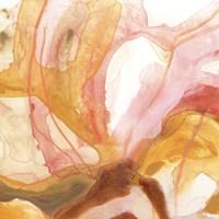 Sunset Marble IV Framed Print