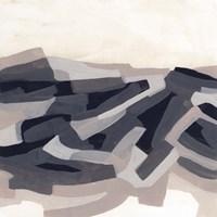 Puzzle Landscape I Fine Art Print