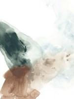 Liquid Rhythm I Framed Print