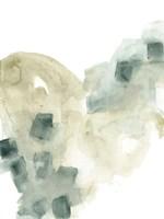 Fluid Dynamics I Framed Print