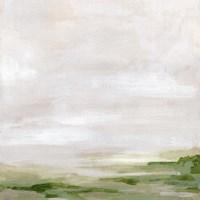 Marsh Horizon II Framed Print