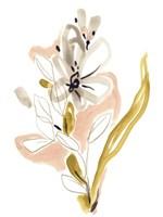 Liminal Floral II Framed Print