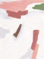 Mesa Drift I Framed Print