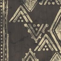Bazaar Tapestry I Framed Print