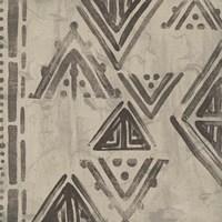 Bazaar Tapestry III Framed Print