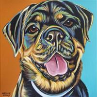 Rottweiler II Fine Art Print