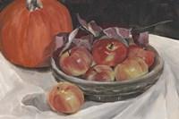 Autumn Apples II Framed Print