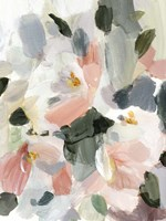 Soft as Petals II Framed Print