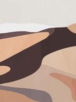 Desert Dunes IV Framed Print