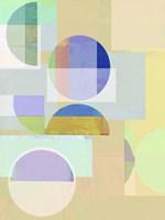 Demi IV Framed Print