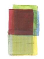 Graphene I Framed Print