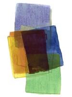 Graphene V Framed Print