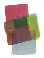 Graphene VI Framed Print