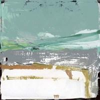 Dartmoor Blues IV Framed Print