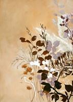 Light Leaves 6 Framed Print