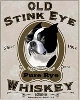 Old Stink Eye Fine Art Print