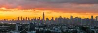 Manhattan Skyline from Brooklyn Fine Art Print