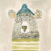 Chester Bear Fine Art Print