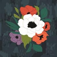 Bright Floral I Fine Art Print