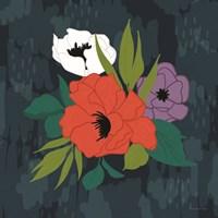 Bright Floral II Fine Art Print