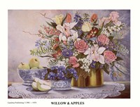 Willow and Apples Fine Art Print