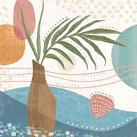 Coastal Creations II Framed Print