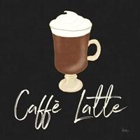 Fresh Coffee Caffe Latte Framed Print