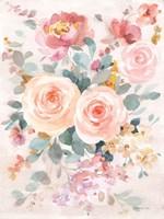 September Blooming II Framed Print