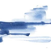 Classic Blue III Framed Print