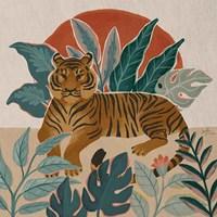 Big Cat Beauty III Framed Print
