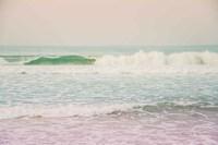 Morning Wave II Framed Print