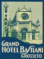 Travel Poster III Fine Art Print